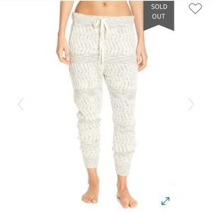 Free People Pants & Jumpsuits - Free People Grey Road Trip Jogger